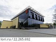 Купить «Концертный зал Омской филармонии», фото № 22265692, снято 16 сентября 2015 г. (c) Круглов Олег / Фотобанк Лори