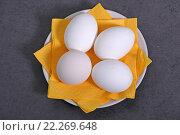 Яйца. Стоковое фото, фотограф Евгения Воронина / Фотобанк Лори