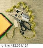 Швейные инструменты (2016 год). Редакционное фото, фотограф Сотникова Кристина / Фотобанк Лори