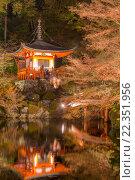 Купить «Daigoji Temple Kyoto Japan», фото № 22351956, снято 20 марта 2018 г. (c) PantherMedia / Фотобанк Лори