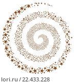 Купить «Fireworks Star Spiral», фото № 22433228, снято 28 января 2020 г. (c) easy Fotostock / Фотобанк Лори
