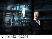 Купить «Modern technologies in use», фото № 22442348, снято 21 сентября 2012 г. (c) Sergey Nivens / Фотобанк Лори