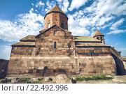 Купить «Khor Virap Monastery», фото № 22492996, снято 27 мая 2015 г. (c) Goinyk Volodymyr / Фотобанк Лори