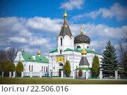 Церковь Святой равноапостольной Марии Магдалины (2015 год). Редакционное фото, фотограф Писаревский Владислав / Фотобанк Лори