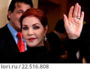 Купить «Last Chance for Animals (LCA) Annual Benefit Gala - Arrivals Featuring: Priscilla Presley Where: Beverly Hills, California, United States When: 24 Oct 2015 Credit: FayesVision/WENN.com», фото № 22516808, снято 24 октября 2015 г. (c) age Fotostock / Фотобанк Лори