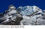 Купить «Lobuche Peak and glacier», фото № 22522016, снято 4 июля 2020 г. (c) easy Fotostock / Фотобанк Лори