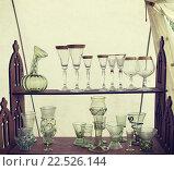 Старинная посуда. Стоковое фото, фотограф Дарья Петрова / Фотобанк Лори