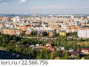 Купить «Уфа», фото № 22566756, снято 25 июля 2015 г. (c) Михаил Валеев / Фотобанк Лори