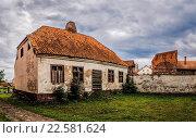 Купить «Old house in Barczewo, Poland», фото № 22581624, снято 19 ноября 2019 г. (c) easy Fotostock / Фотобанк Лори
