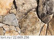 Купить «close up of rock texture outdoors», фото № 22669256, снято 19 февраля 2016 г. (c) Syda Productions / Фотобанк Лори