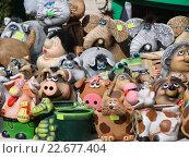 Купить «Сувениры», фото № 22677404, снято 3 сентября 2007 г. (c) Александр Карпенко / Фотобанк Лори