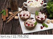 Купить «Домашний десерт из творога», фото № 22755252, снято 26 марта 2016 г. (c) Jan Jack Russo Media / Фотобанк Лори