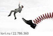 Купить «You are fired», фото № 22786360, снято 4 апреля 2020 г. (c) Sergey Nivens / Фотобанк Лори