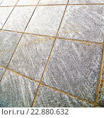 brick in casorate sempione street lombardy italy varese. Стоковое фото, фотограф Zoonar/LKPRO / easy Fotostock / Фотобанк Лори