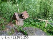 Деревенский колодец. Стоковое фото, фотограф Dmytro Kohut / Фотобанк Лори