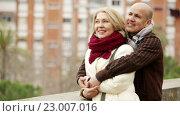 Купить «Senior family couple», видеоролик № 23007016, снято 15 марта 2016 г. (c) Яков Филимонов / Фотобанк Лори
