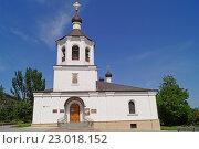 Купить «Храм Святого Иоанна Предтечи. Волгоград», эксклюзивное фото № 23018152, снято 29 мая 2016 г. (c) Volgograd.travel / Фотобанк Лори