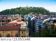 Streets in San Sebastian. Basque Country (2016 год). Стоковое фото, фотограф Яков Филимонов / Фотобанк Лори