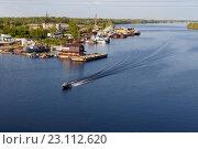 Купить «Устье реки Самарка», фото № 23112620, снято 11 мая 2016 г. (c) Акиньшин Владимир / Фотобанк Лори