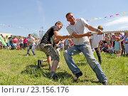 Сабантуй (2014 год). Редакционное фото, фотограф Оксана Дудкина / Фотобанк Лори