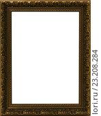 Купить «Пустая рамка с белым внутри», фото № 23208284, снято 24 июля 2015 г. (c) Sergejs Rahunoks / Фотобанк Лори