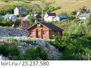 Купить «Село Винновка», фото № 23237580, снято 25 июня 2016 г. (c) Татьяна Кахилл / Фотобанк Лори