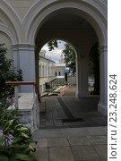 Купить «Москва. Иоанна-Предтеченский женский монастырь», эксклюзивное фото № 23248624, снято 8 июля 2016 г. (c) Яна Королёва / Фотобанк Лори