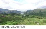Купить «river at Killarney National Park valley in ireland 79», видеоролик № 23295400, снято 25 июня 2016 г. (c) Syda Productions / Фотобанк Лори