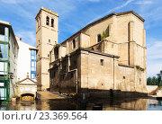 Church of Santiago el Real (2014 год). Стоковое фото, фотограф Яков Филимонов / Фотобанк Лори