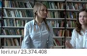 Купить «People on psychological therapy», видеоролик № 23374408, снято 28 июля 2016 г. (c) Raev Denis / Фотобанк Лори