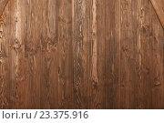 Тёмный деревянный фон. Стоковое фото, фотограф Вячеслав Чернявский / Фотобанк Лори