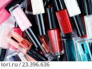 Купить «Лак для ногтей», фото № 23396636, снято 18 февраля 2009 г. (c) Ints VIkmanis / Фотобанк Лори