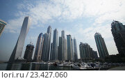 Купить «Вид на Гонконг днем», видеоролик № 23427060, снято 22 октября 2014 г. (c) Elnur / Фотобанк Лори