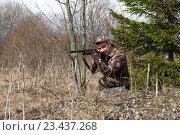 Купить «Весенняя охота», фото № 23437268, снято 17 апреля 2015 г. (c) Андрей Некрасов / Фотобанк Лори
