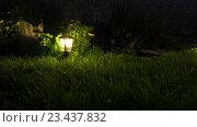 Фонарь. Стоковое фото, фотограф Илларионов Андрей / Фотобанк Лори
