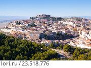 General view of Chinchilla de Monte-Aragon (2014 год). Стоковое фото, фотограф Яков Филимонов / Фотобанк Лори