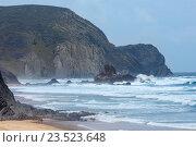 Купить «Castelejo beach (Algarve, Portugal).», фото № 23523648, снято 24 мая 2016 г. (c) Юрий Брыкайло / Фотобанк Лори