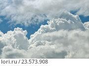 Кучевое облако. Стоковое фото, фотограф Илья Малов / Фотобанк Лори
