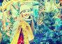 Portrait of young smiling woman at Christmas fair, фото № 23586508, снято 27 сентября 2016 г. (c) Яков Филимонов / Фотобанк Лори