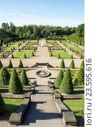 Купить «Baroque garden Abbey Kamp, Kamp-Lintfort, Germany», фото № 23595616, снято 20 февраля 2019 г. (c) age Fotostock / Фотобанк Лори