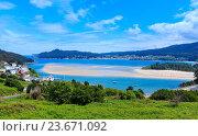 Купить «Porto Do Barqueiro, Galicia, Spain.», фото № 23671092, снято 12 мая 2016 г. (c) Юрий Брыкайло / Фотобанк Лори