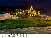 Купить «Северная Осетия. Аланский успенский монастырь», эксклюзивное фото № 23716816, снято 18 сентября 2016 г. (c) Литвяк Игорь / Фотобанк Лори