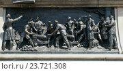 Купить «Памятник Павлу Нахимову в Севастополе», эксклюзивное фото № 23721308, снято 20 июня 2018 г. (c) Михаил Карташов / Фотобанк Лори