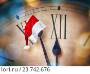 Купить «five minutes before midnight», фото № 23742676, снято 26 ноября 2015 г. (c) Константин Юганов / Фотобанк Лори