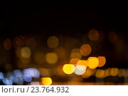 Купить «Close-up of defocused light», фото № 23764932, снято 2 июня 2016 г. (c) Wavebreak Media / Фотобанк Лори