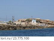 Купить «Побережье острова Крит. Греция», фото № 23775100, снято 18 сентября 2016 г. (c) Алексей Сварцов / Фотобанк Лори