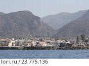 Купить «Побережье острова Крит. Греция», фото № 23775136, снято 18 сентября 2016 г. (c) Алексей Сварцов / Фотобанк Лори