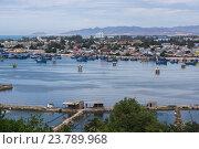 Купить «Вьетнам. Рыбацкий поселок», фото № 23789968, снято 26 июня 2014 г. (c) Рашит Загидуллин / Фотобанк Лори