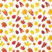 Бесшовный фон с красочными осенними листьями, иллюстрация № 23859872 (c) Наталия Пыжова / Фотобанк Лори