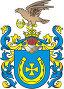 Польский дворянский герб Ястржембец, иллюстрация № 23887360 (c) Владимир Макеев / Фотобанк Лори